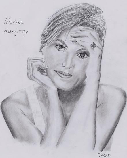 Mariska Hargitay por marineartist